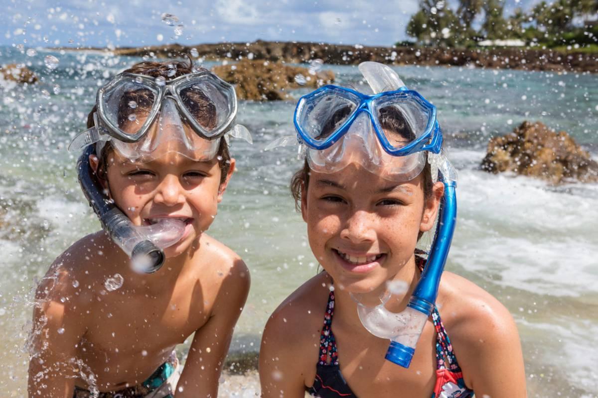 Snorkel Tips